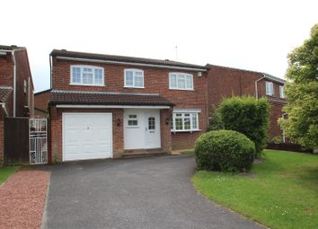 Thumbnail 5 bed detached house for sale in Meadow Way, Groby, Leicestershire