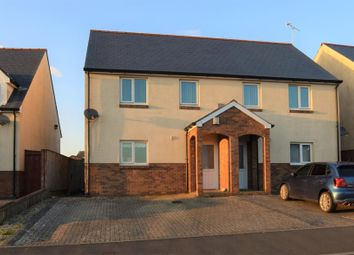 Thumbnail 3 bed semi-detached house for sale in 55 Conway Drive, Steynton, Milford Haven, Pembrokeshire