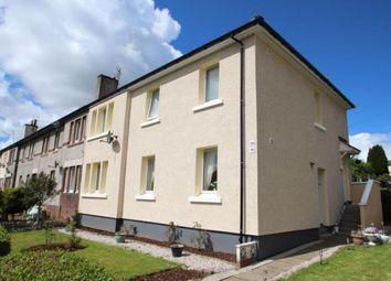 Thumbnail 3 bed flat for sale in Cardell Drive, Paisley, Renfrewshire
