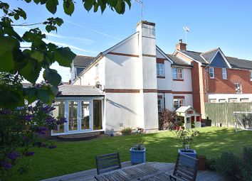 Thumbnail 4 bedroom terraced house for sale in The Square, Rockbeare, Near Exeter
