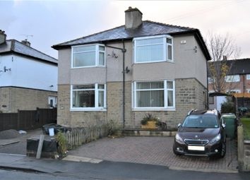 Thumbnail 2 bedroom semi-detached house for sale in Botham Hall Road, Longwood, Huddersfield