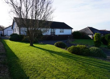 Thumbnail 4 bed detached bungalow for sale in Heol Y Foel, Foelgastell, Llanelli