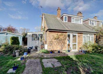 Thumbnail 2 bed semi-detached house for sale in Crowbrook Road, Monks Risborough, Princes Risborough