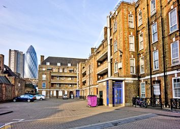 Thumbnail 3 bed maisonette to rent in Toynbee Street, London