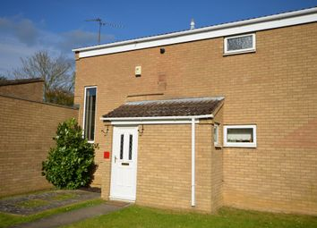 Thumbnail 3 bed link-detached house for sale in Browning Walk, Corby