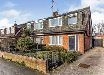 Thumbnail 3 bedroom semi-detached house for sale in Mersey Bank Avenue, Chorlton, Manchester, Greater Manchester