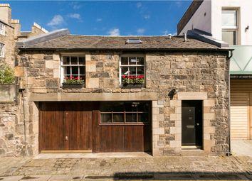 Thumbnail 1 bed mews house for sale in Dublin Street Lane South, Edinburgh