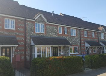 Thumbnail 3 bed terraced house to rent in Oaklands Avenue, Amesbury, Salisbury