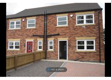 Thumbnail 3 bed semi-detached house to rent in Ashby, Scunthorpe