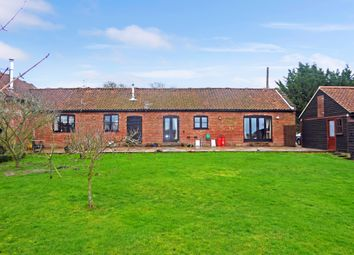 Thumbnail 3 bed barn conversion for sale in Kings Lane, Weston, Beccles