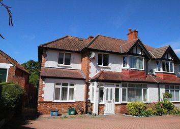 Thumbnail 5 bed semi-detached house to rent in Farley Road, Selsdon, South Croydon