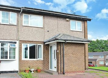 Thumbnail 3 bedroom semi-detached bungalow for sale in Ribble Drive, Whitefield, Manchester, Lancashire