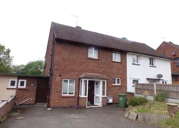 Thumbnail 3 bed semi-detached house for sale in Vange, Basildon, Essex