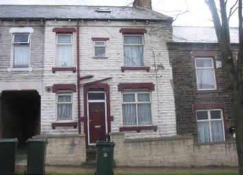 Thumbnail 3 bedroom terraced house to rent in Thursby Street, Bradford