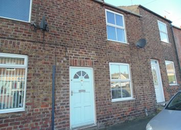 Thumbnail 2 bed terraced house to rent in Scarborough Road, Driffield