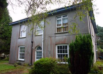 Thumbnail 2 bed flat for sale in Par Moor Road, Par, St Austell, Cornwall