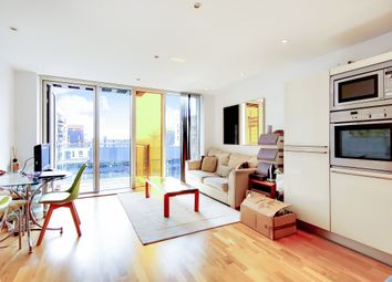 Thumbnail 1 bed flat for sale in Ability Place, Millharbour