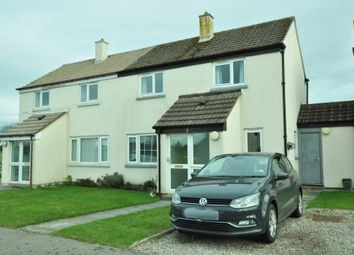 Thumbnail 2 bed semi-detached house for sale in Easter Road, Kinloss, Forres