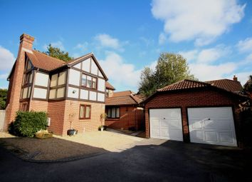 Thumbnail 4 bed detached house for sale in Cutter Avenue, Warsash, Southampton