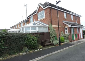 Thumbnail 2 bed end terrace house for sale in Quayside, Fleetwood