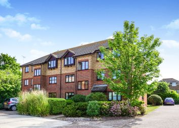Thumbnail 1 bed flat for sale in Copper Hall Close, Rustington