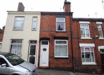 Thumbnail 2 bedroom terraced house to rent in Argyle Street, Hanley, Stoke-On-Trent