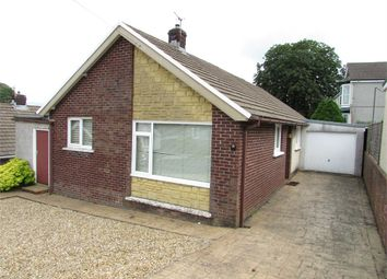 Thumbnail 3 bed detached bungalow for sale in Kenway Avenue, Neath, Neath, West Glamorgan