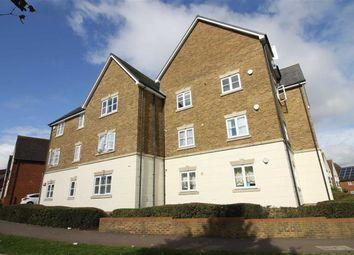 Thumbnail 2 bed flat for sale in Morland Drive, Grange Farm, Milton Keynes