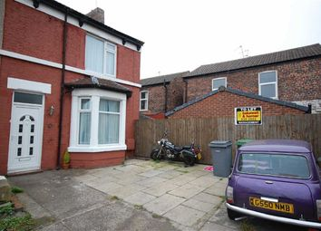 Thumbnail 2 bed terraced house to rent in Comely Bank Road, Wallasey, Wirral