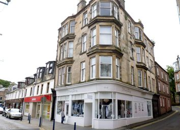 Thumbnail 1 bed flat for sale in Montague Street, Rothesay