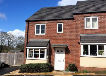 Thumbnail 3 bed end terrace house for sale in Grove Gate, Taunton, Somerset
