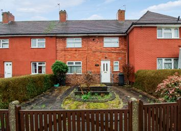 3 bed terraced house for sale in Dennis Avenue, Beeston, Nottingham NG9