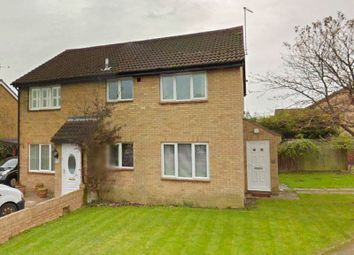 Thumbnail 1 bed semi-detached house to rent in Stonefield, Bar Hill, Cambridge