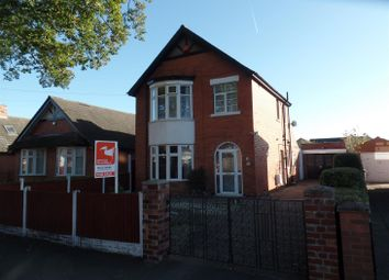 Thumbnail 4 bed detached house for sale in Boultham Park Road, Lincoln