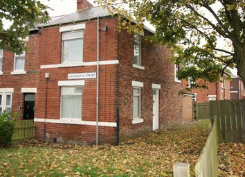 Thumbnail 3 bed end terrace house to rent in Warkworth Street, Lemington, Newcastle Upon Tyne