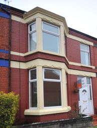 Thumbnail 3 bedroom terraced house to rent in Earlsfield Road, Wavertree