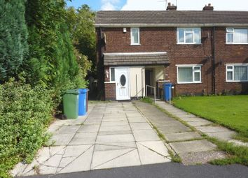 Thumbnail 1 bedroom flat for sale in Selby Avenue, Whitefield, Manchester
