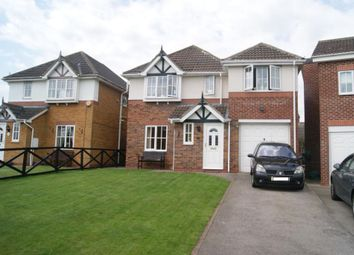 Thumbnail 5 bed detached house for sale in Priestburn Close, Esh Winning