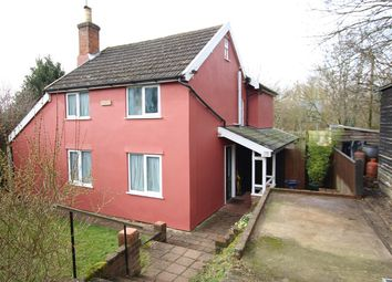 Thumbnail 3 bed detached house for sale in Old Ipswich Road, Claydon, Ipswich, Suffolk