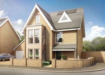 Thumbnail 5 bed detached house for sale in Kent Drive, Harrogate, North Yorkshire