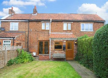 Thumbnail 2 bed property for sale in North End, Goxhill, Barrow-Upon-Humber