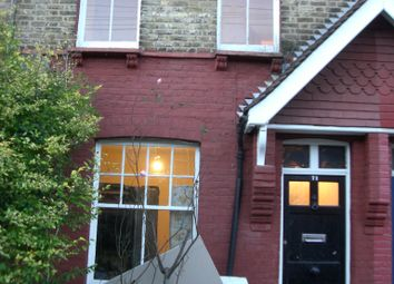 Thumbnail 3 bedroom terraced house to rent in Morley Avenue, London