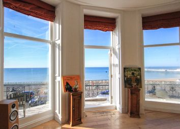 Thumbnail 3 bed flat to rent in Marine Parade, Brighton