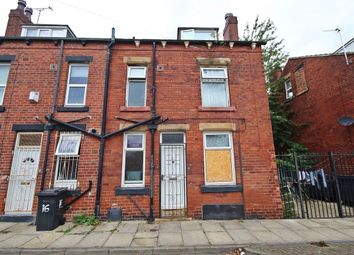 Thumbnail 2 bedroom terraced house for sale in Kepler Terrace, Leeds