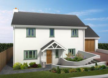 Thumbnail 4 bed link-detached house for sale in West Alvington, Kingsbridge