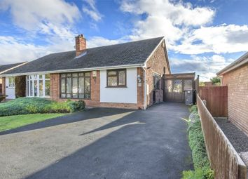 Thumbnail 2 bed semi-detached bungalow for sale in Broomfield Road, Admaston, Telford, Shropshire