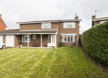 Thumbnail 4 bed detached house for sale in Wentwood View, Caldicot, Monmouthshire