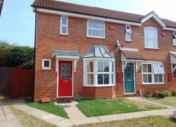 Thumbnail 2 bed end terrace house to rent in Lilley Way, Cippenham, Slough