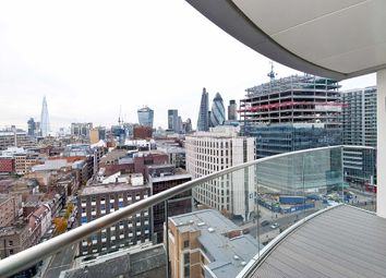Thumbnail 3 bed flat for sale in Altitude Point, 71 Alie Street, London