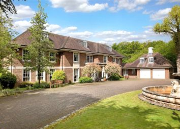 6 bed detached house for sale in Long Grove, Seer Green, Beaconsfield, Buckinghamshire HP9
